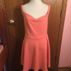 1 hour only! Mink pink dress